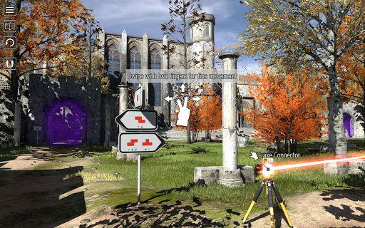 The Talos Principle (Full) game for Android screenshot