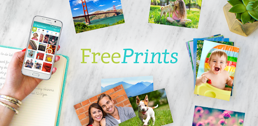 freeprints free photos delivered apps on google play
