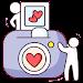 Swan Camera icon