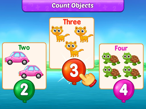 Math Kids - Add, Subtract, Count, and Learn 1.2.3 screenshots 11