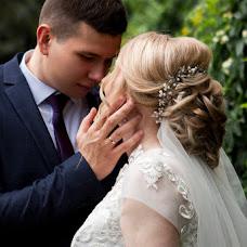 Wedding photographer Irina Slyusarenko (IriSkmv). Photo of 11.10.2018