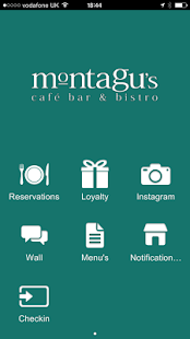 Montagu's Bistro- screenshot thumbnail