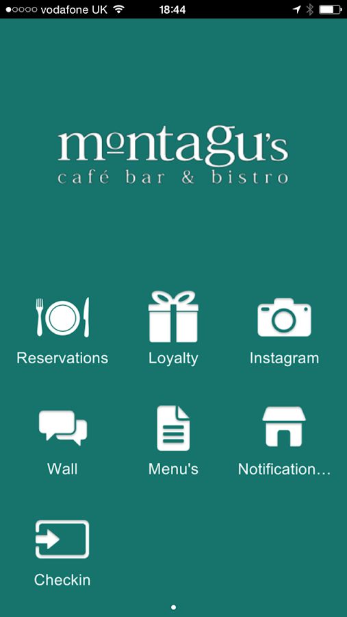 Montagu's Bistro- screenshot