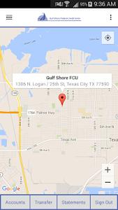 Gulf Shore FCU Mobile Banking screenshot 4