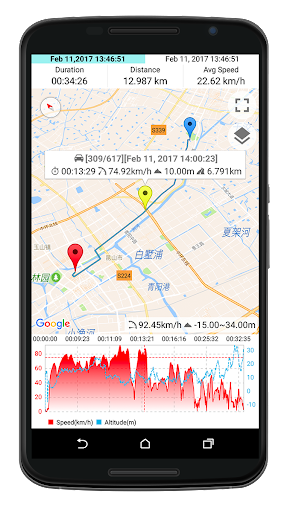 GPS Speed Pro screenshot 7