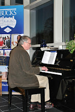 Photo: Pianist, Bill Wibble provided music for our event!
