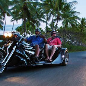 V8 Trikes by Rob Rickman - Transportation Motorcycles ( fiji )