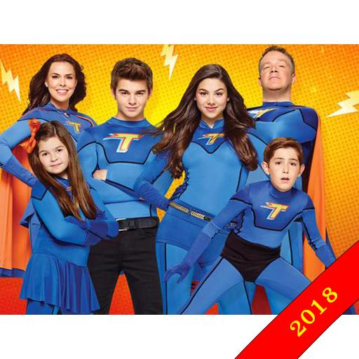 THE THUNDERMANS 20
