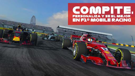 F1 Mobile Racing  trampa 2