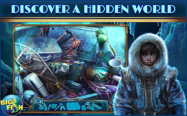 Mystery Trackers: Winterpoint Tragedy screenshot
