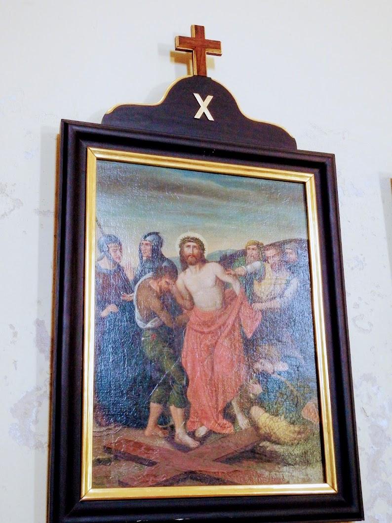 Lendava (Lendva) - cerkev sv. Katarine Aleksandrijske (Alexandriai Szent Katalin rk. templom, templombelső)