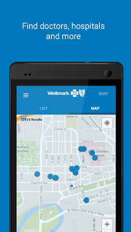 android Wellmark® Screenshot 2