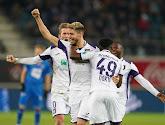 Après Jérémy Doku, Anderlecht veut prolonger les contrats d'Antoine Colassin et de Marco Kana