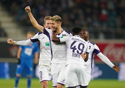"""Anderlecht peut enfin être fier : """"On a montré ce qu'on valait !"""""""