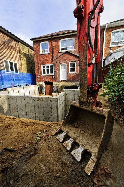 Pozwolenie na budowę nie będzie konieczne w przypadku budów, których obszar oddziaływania nie wykracza poza działkę