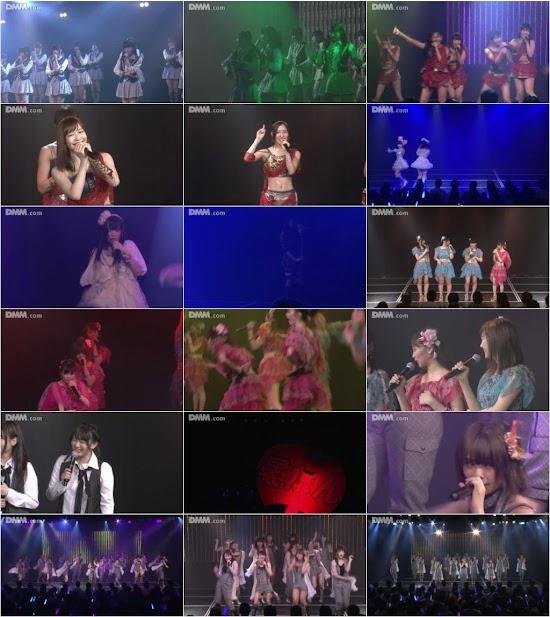 (LIVE)(公演) NMB48 チームBII「逆上がり」公演 160516