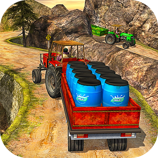 Tractor Cargo Transport Driver: Farming Simulator file APK for Gaming PC/PS3/PS4 Smart TV