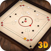 Free Carrom Multiplayer - 3D Carrom Board Game APK for Windows 8