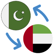 Pakistani Rupee UAE Dirham / PKR to AED Converter