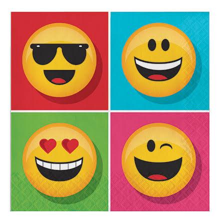 Servetter Emoji