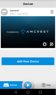 Amcrest Link for 960H DVRs- screenshot thumbnail