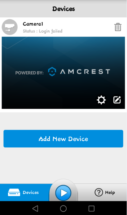 Amcrest Link for 960H DVRs- screenshot