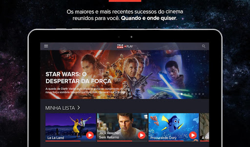 Telecine Play - Filmes Online 3.0.181 screenshots 6