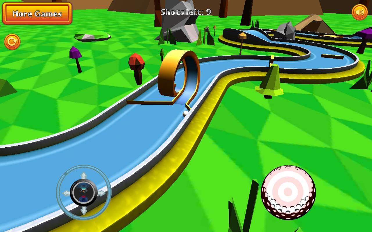 miniclip mini golf
