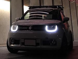 イグニス  MZ 4WDのカスタム事例画像 ぴろさんの2020年11月26日21:49の投稿