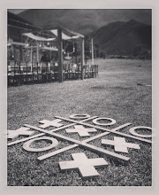 Photo: Noughts & Crosses