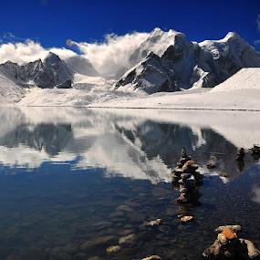 by Sayantan Sinha - Landscapes Mountains & Hills