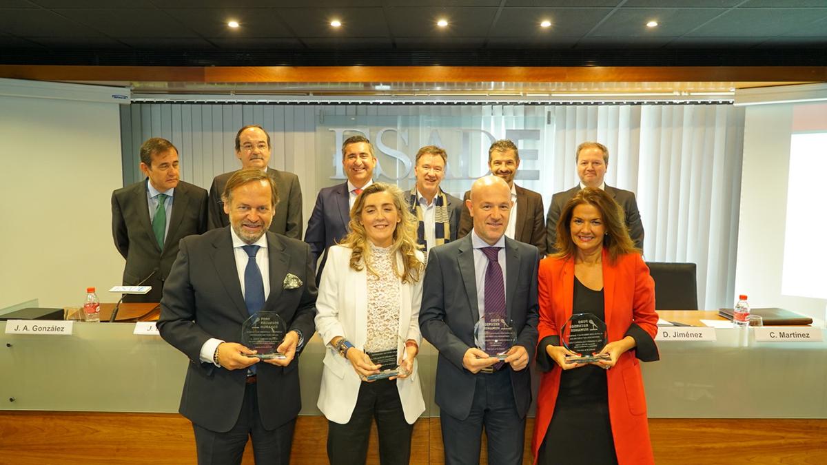 Premio Foro Recursos Humanos Esade 2017