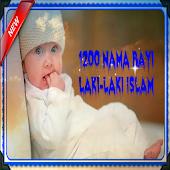 1200 Nama Bayi Laki-Laki Islam