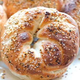 New York Style Sesame Bagels