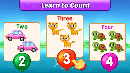 Math Kids - Add, Subtract, Count, and Learn 1.1.4 4
