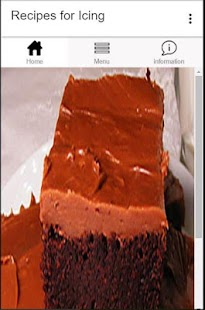 Recipes for Icing - náhled