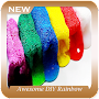 Awesome DIY Rainbow Slime APK icon