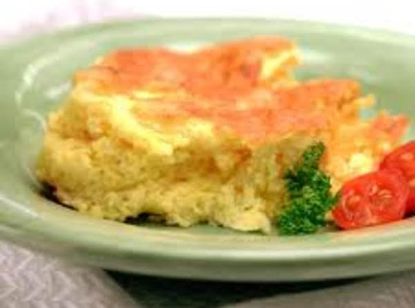 Cheesy Spoon Bread Recipe