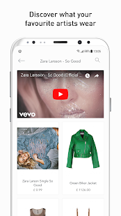 mysnapp: shop fashion from music videos & TV shows - náhled