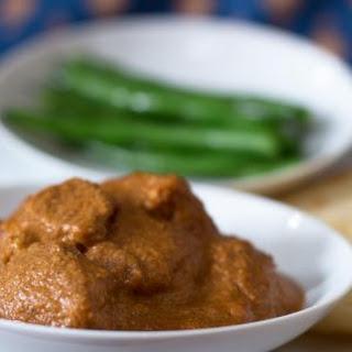 Indian Butter Chicken (Murgh Makhani)