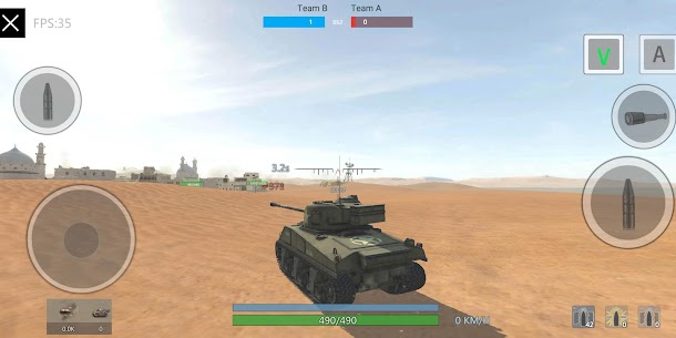 Panzer War mod apk download for android 4