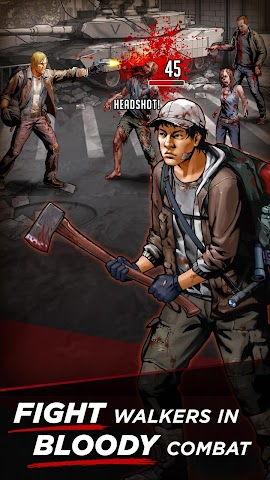 android Walking Dead: Road to Survival Screenshot 12