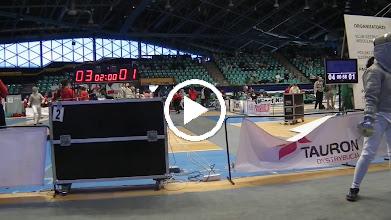 Video: Enli in de eliminatie 2e helft