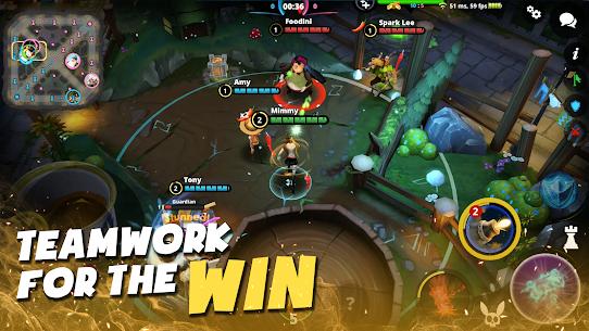 Awakening of Heroes: MOBA 5v5 1