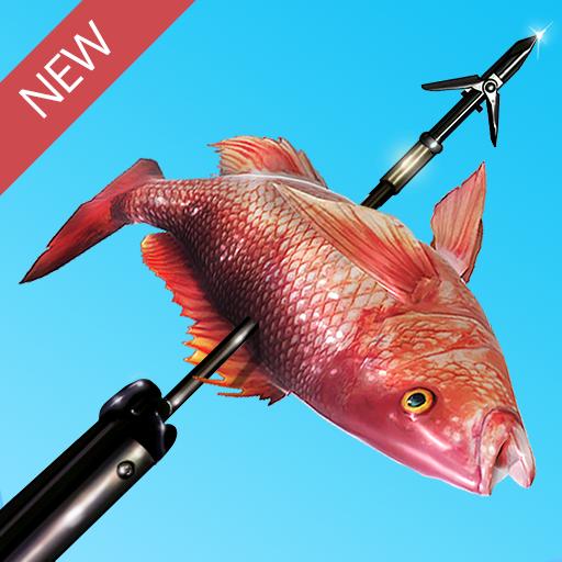 模擬App|スキューバフィッシング: スピアフィッシュ3D LOGO-3C達人阿輝的APP