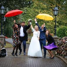 Wedding photographer Sergey Urbanovich (urbanfoto-lv). Photo of 24.10.2018