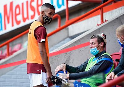 Mehdi Carcela de nouveau sur le banc, Philippe Montanier s'explique