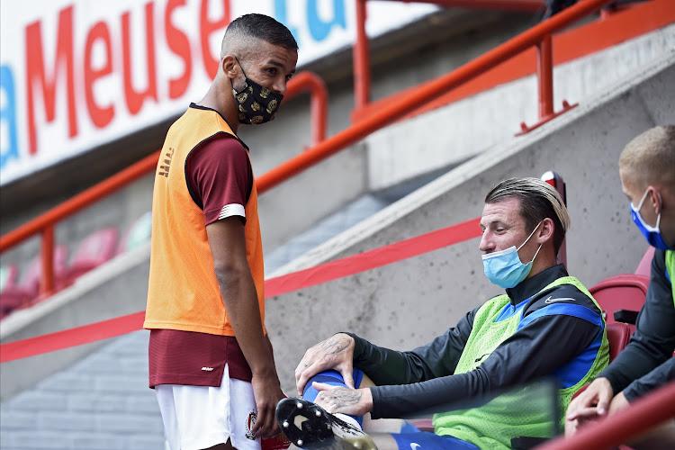 """Mehdi Carcela va-t-il disputer ses premières minutes ce week-end ? """"On a besoin que les joueurs soient à leur maximum"""""""