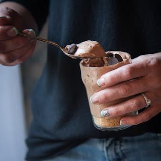 No Bake Chocolate Stout Cheesecake Cups Recipe