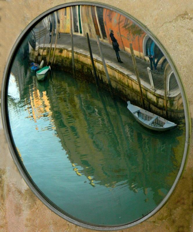 Riflessi veneziani di lucaldera